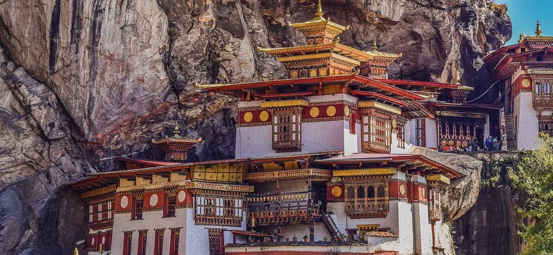 Bután, donde prima el medio ambiente y la felicidad